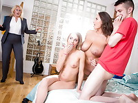 There's nothing Sensual Jane wants more than to form a connection with her new stepson, ...